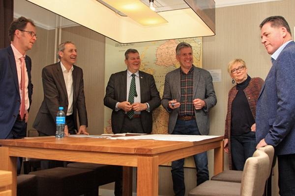 Staatshuys inspiratiecentrum gemeente Thorbecke home-page welkom themabijeenkomsten