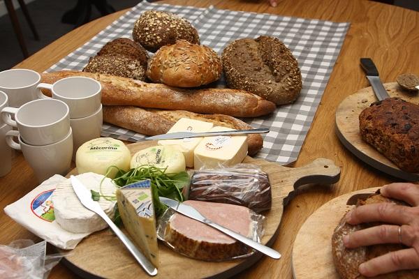 Staatshuys vergaderlocatie lunch Avicenna