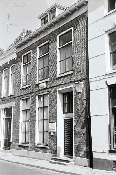 geboortehuis Thorbecke Zwolle