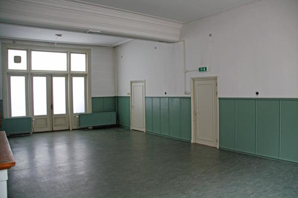 Geschiedenis geboortehuis Thorbecke zaal beneden oud