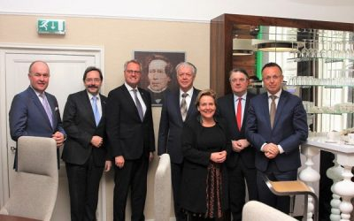 Commissarissen van de Koning in Staatshuys