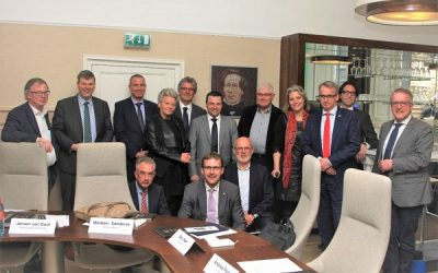 Wethoudersvereniging – masterclass in Staatshuys